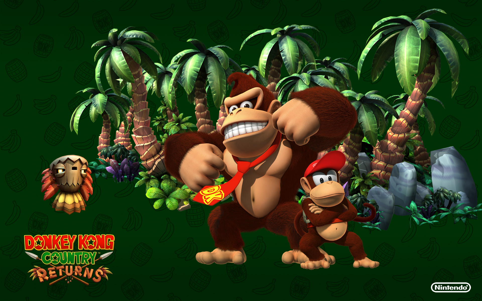 Downloads Donkey Kong Country Returns