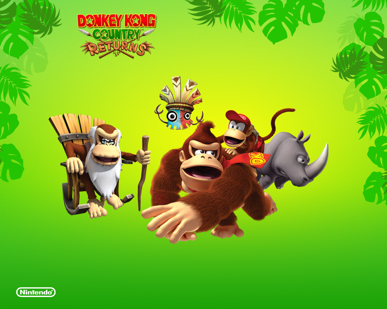 downloads donkey kong country returns. Black Bedroom Furniture Sets. Home Design Ideas