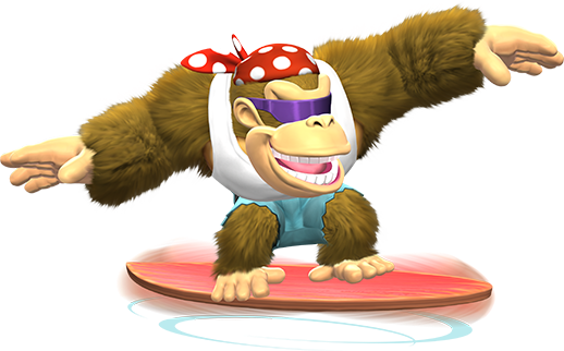 Bilderesultat for funky kong tropical freeze