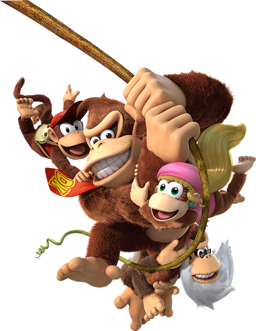 donkey kong country tropical freeze for the nintendo switch